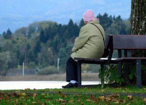 Ben jij later een Eenzame Oudere Vol Spijt?